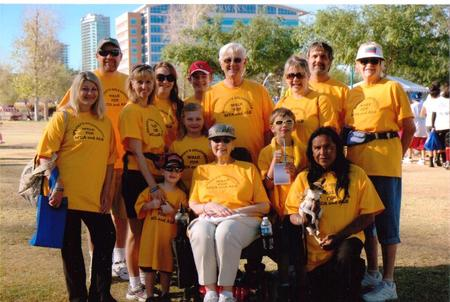 Mda Walk Tempe Az/50th Wedding Anniversary T-Shirt Photo