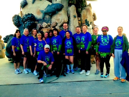 World Changers Running The Shamrock To Change The World One Mile At A Time T-Shirt Photo