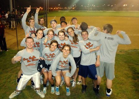 Intramural Softball Champs 2012!! T-Shirt Photo