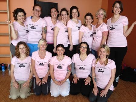 Yoga Road Trip! T-Shirt Photo