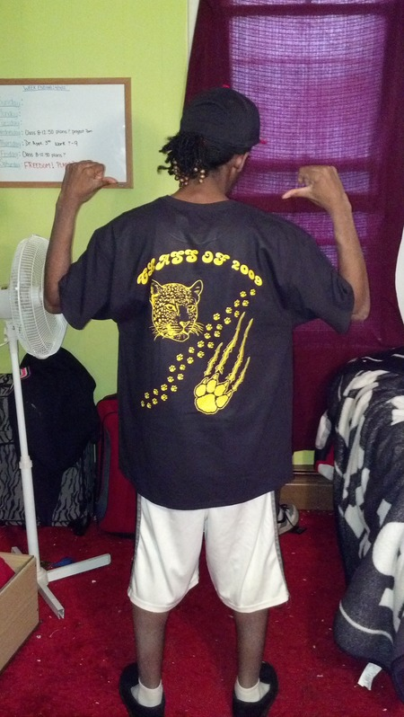 Class Of 2009!!! T-Shirt Photo