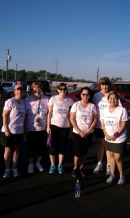 Suddenlink Striders T-Shirt Photo