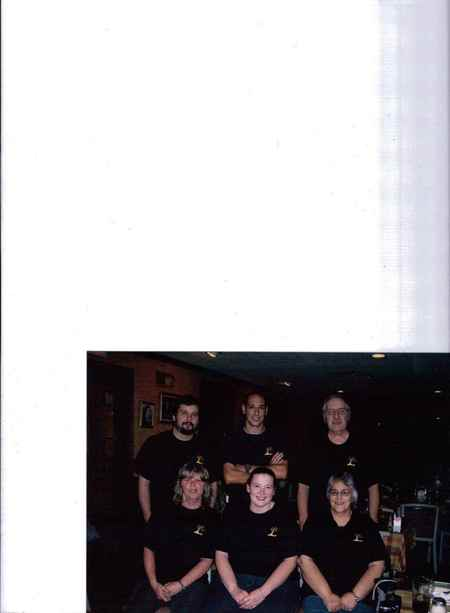 Ware Ghost Hunters T-Shirt Photo