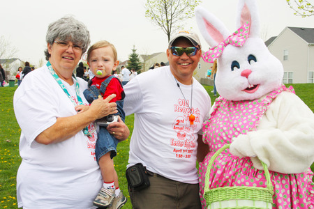 2012 Orthoa Easter Egg Hunt T-Shirt Photo