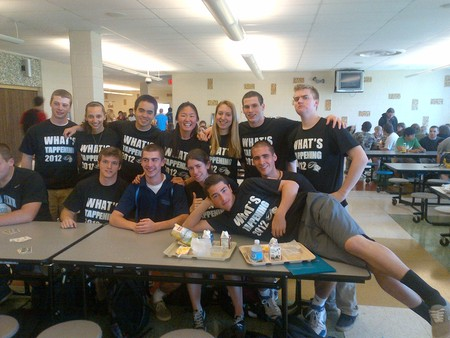 Fan Club For Mr. Tappen T-Shirt Photo
