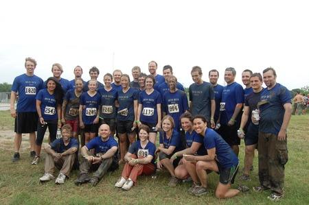 10 K Mud Run! T-Shirt Photo