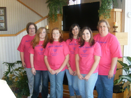 Bud's Jewells  First Ever Jewell Girl Getaway!! T-Shirt Photo