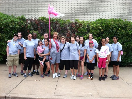 Race For The Cure Race Day Tarrant County T-Shirt Photo