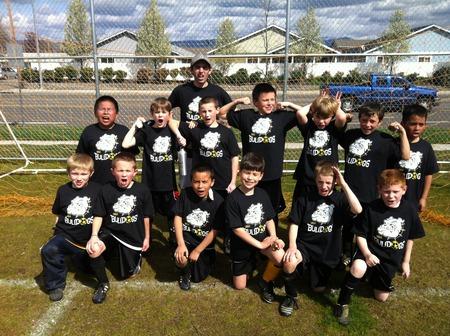 Team Bulldogs T-Shirt Photo