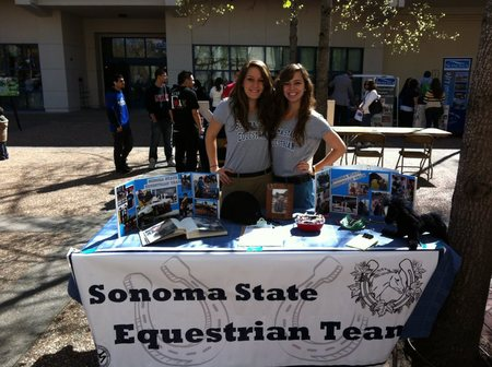 Ssu Equestrian T-Shirt Photo