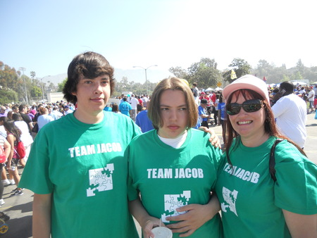 Team Jacob T-Shirt Photo