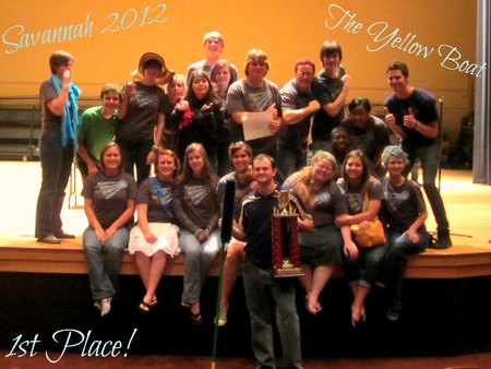 Tcchs Drama Dept. T-Shirt Photo