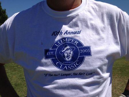 Lumper Classic T-Shirt Photo