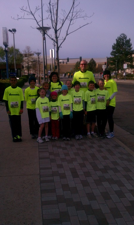 Ridge Runners   Cherry Creek Sneak 2012 T-Shirt Photo