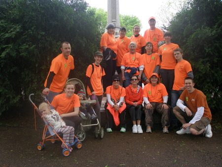 Walk Ms 2012 T-Shirt Photo
