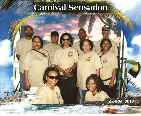 King & Queen Of Spades   Carnival Cruise T-Shirt Photo