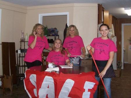 Estate Sale Ready T-Shirt Photo