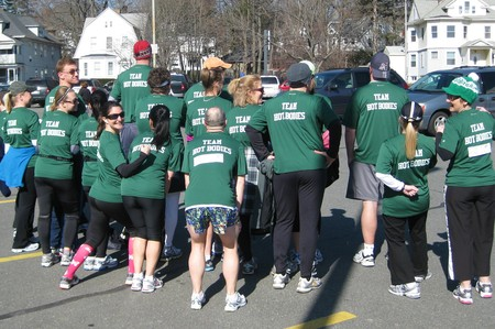 Guinness Celtic 5 K T-Shirt Photo