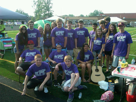 Ohio Relay For Life 2011 T-Shirt Photo