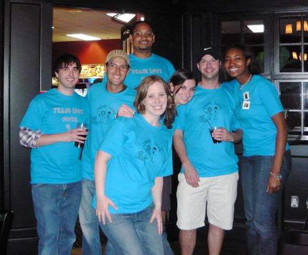 Team Love T-Shirt Photo