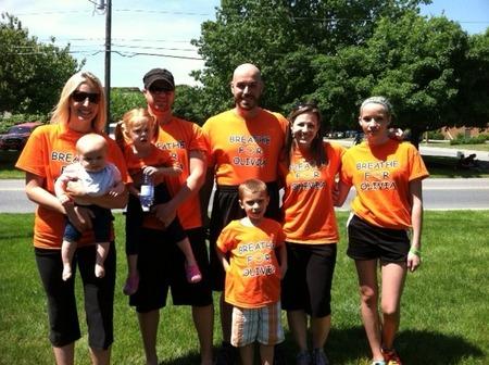Fox/Lason Family T-Shirt Photo