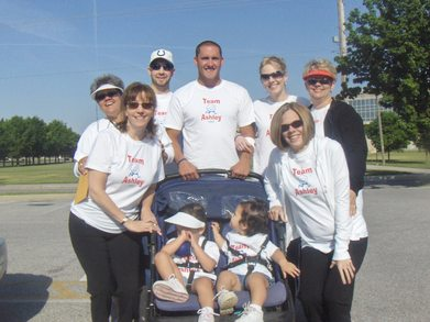 Cystic Fibrosis Walk 2007 T-Shirt Photo