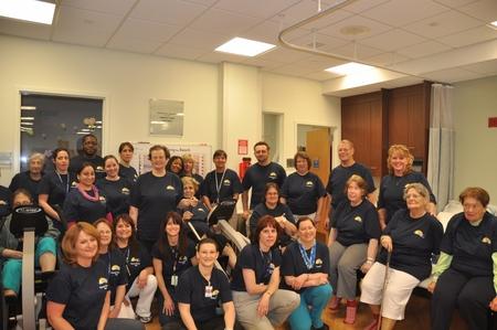 Pbmc Staff & Rehab Patients  T-Shirt Photo