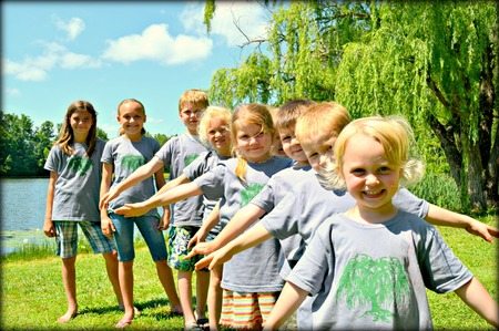 Mini Willows T-Shirt Photo
