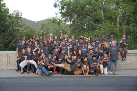 Aae 2012 Staff Party T-Shirt Photo