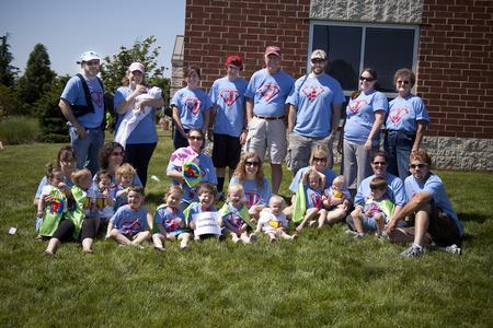 Jantzen's Jaywalkers: Walking For A Cure T-Shirt Photo