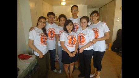 Orange County Mongolian Christian Church T-Shirt Photo