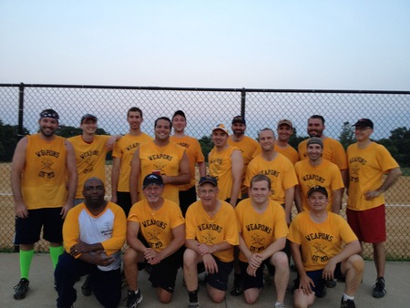 Still Smiling After Yet Another Doubleheader Loss (In 100+ Degree Heat)      Must Be The Shirts T-Shirt Photo