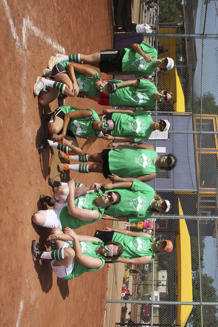 Goofy Girls Softball Tournament Champions! T-Shirt Photo