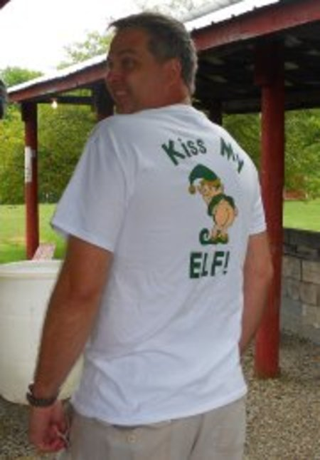 Elk Lake Friends (Elf) Reunion T-Shirt Photo