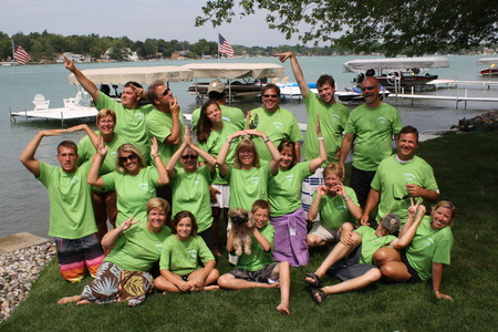 Goss Family Reunion Otherwise Known As Gossapalooza T-Shirt Photo