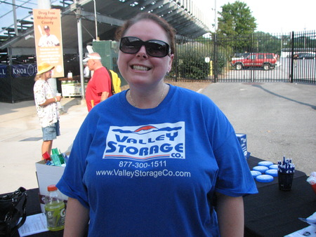 Valley Storage T-Shirt Photo
