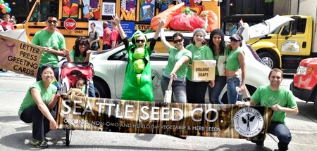 Show Your Seattle Pride! T-Shirt Photo