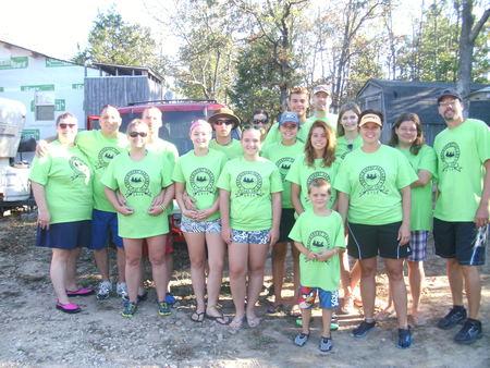 Float Trip 2012 T-Shirt Photo