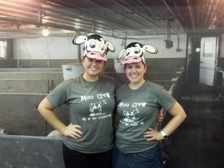 State Fair Moo Crew T-Shirt Photo