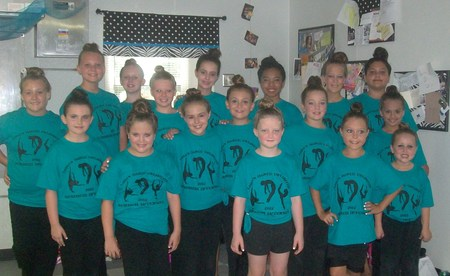 Ldu Summer Dance Intensive: Jr./Sr. T-Shirt Photo