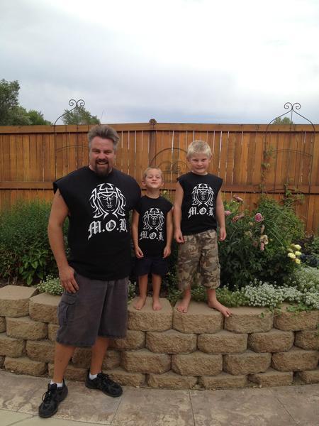 Max & Best Buds T-Shirt Photo