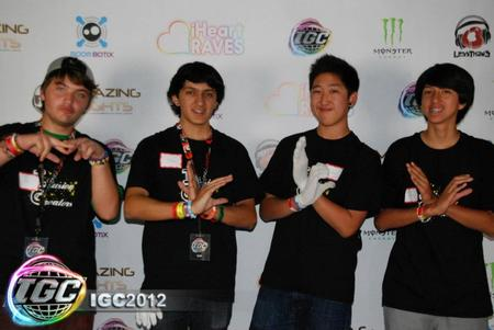 Igc 2012 T-Shirt Photo
