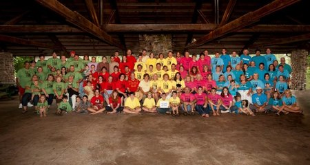 Draeger Descendants 2012 T-Shirt Photo