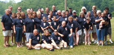 Sexton Family T-Shirt Photo