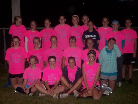 Freshman Powderpuff T-Shirt Photo