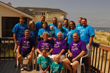30 Years Of Fun At The Beach T-Shirt Photo