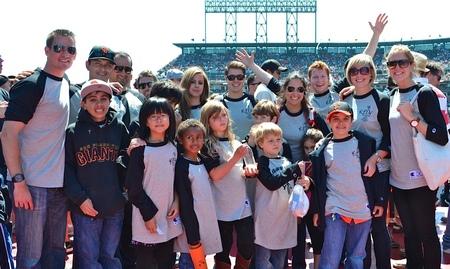 Keen San Francisco's Day At At&T Park T-Shirt Photo