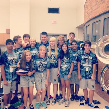 Drumline 2012 T-Shirt Photo