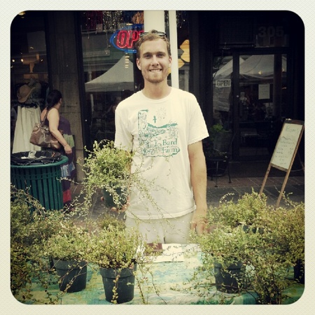 Selling Cranberry Plants In My New Bard Farm T!!! T-Shirt Photo