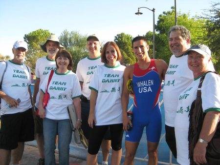 Ironman 70.3 Lake Las Vegas T-Shirt Photo